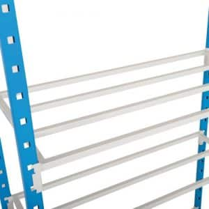Tubular Shelving - Extra Shelf 1250w x 400d