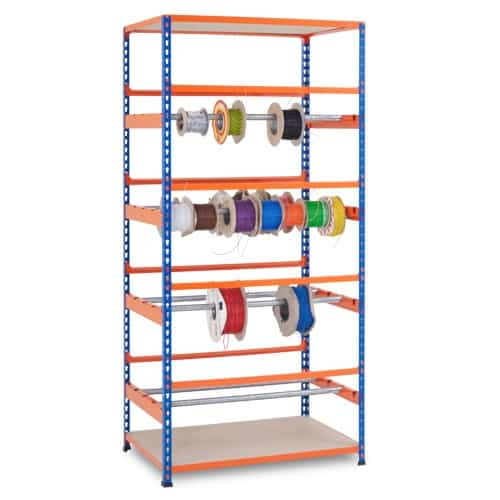 GS340 Shelving - Real Rack 1980h x 915w - 4 levels