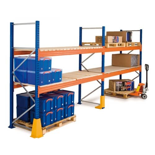 Pallet Racking Frames - Heavy Duty