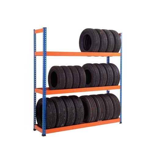 GS800 Heavy Duty Tyre Rack