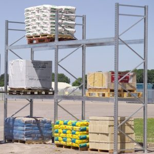 Galvanised Pallet Racking Beams