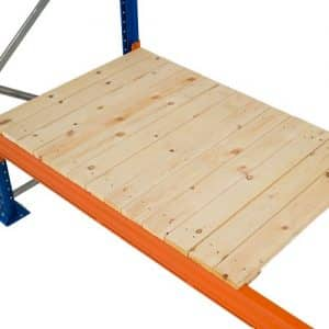 Closed Timber Decks - Pallet Loading