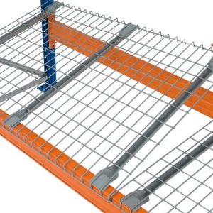 Pallet Racking Wire Mesh Decks