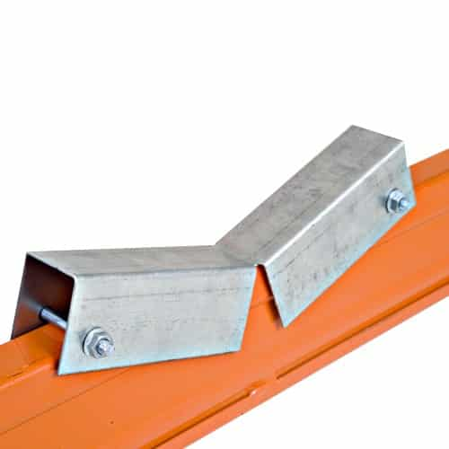 Pallet Racking Drum Chocks
