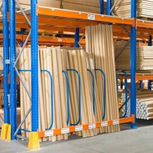 Pallet Racking 'D' Bar Racks