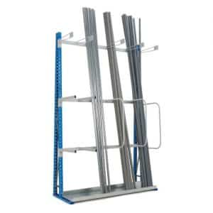 Add On Vertical Storage Bay 2500h Single Sided