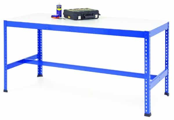 Heavy Duty Workbenches - T-Bar Support