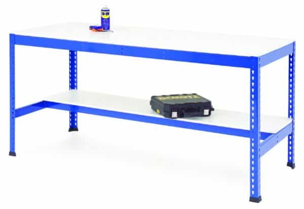 Heavy Duty Workbenches - Lower Half Shelf