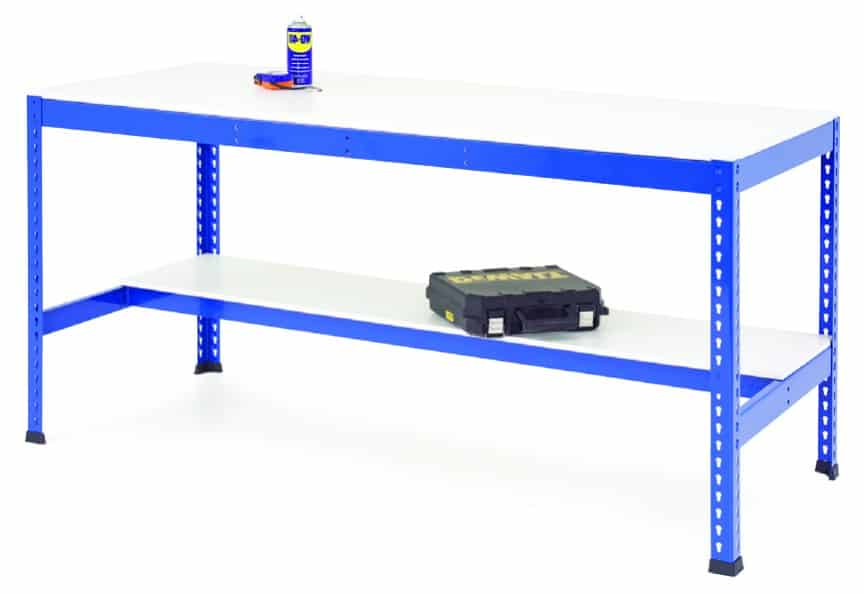 Heavy Duty Workbenches – Lower Half Shelf