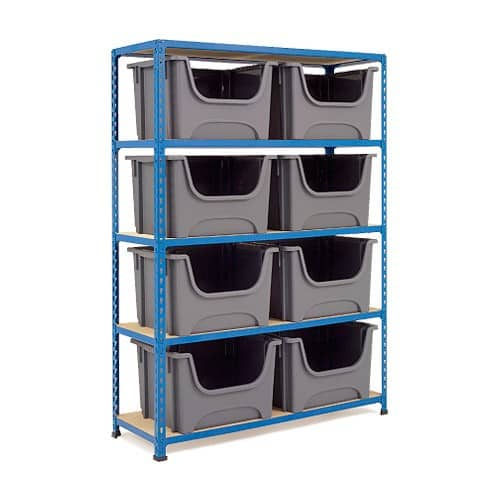GS340 Shelving - Pickmaster Bays