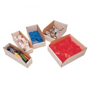 Cardboard Picking Bins