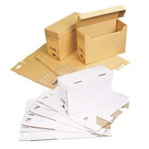 Flip Top Storage Boxes