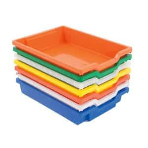 Shallow A4 Gratnells Trays