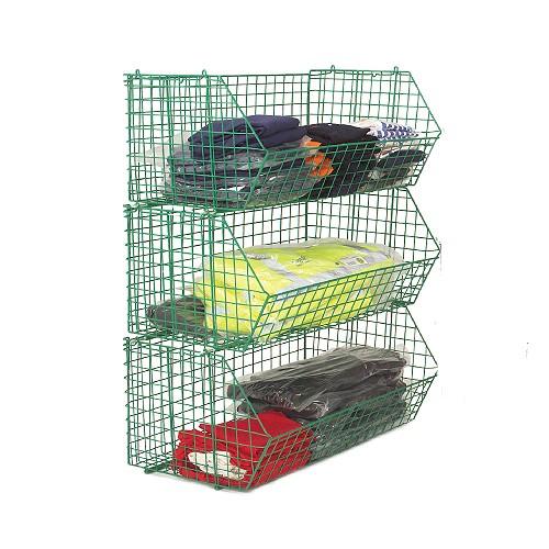 Wire Retail Storage Baskets