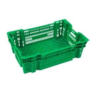 Stack and Nest Food Grade Crate