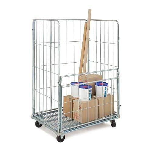 Jumbo Demountable Roll Cages