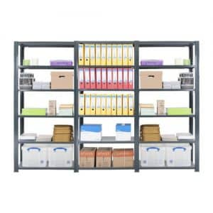 Rapid Office Shelving - Add On Bay