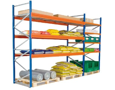 Garage Shelving | Shelving | Racking | Storage Solutions for Home & Work