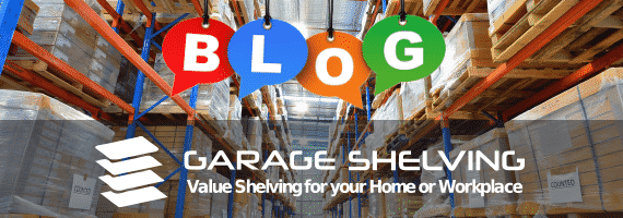 garage Shelving blog post