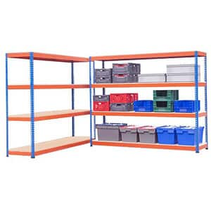 Garage-Shelving.co.uk - Heavy Duty Shelving