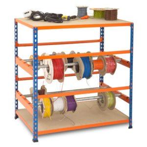 Garage-Shelving.co.uk - Reel Trolley