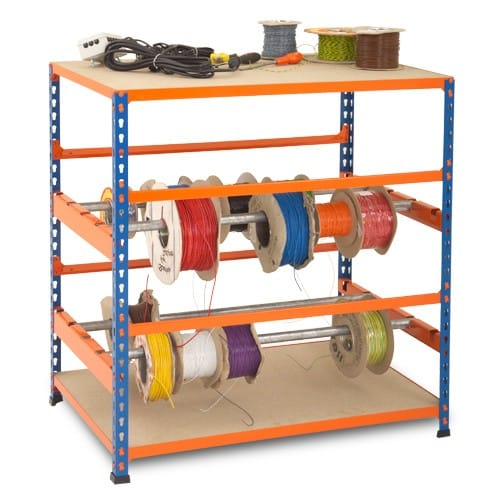 Garage-Shelving.co.uk - Reel Trolley